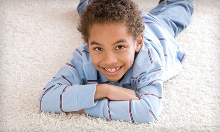 Oxy Green Carpet Cleaning - Raleigh / Durham: $49 for Carpet Cleaning in Two Rooms and a Hallway from Oxy Green Carpet Cleaning ($109.95 Value)