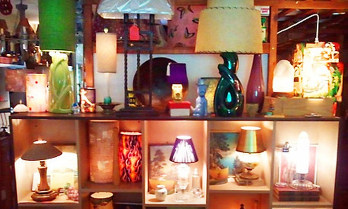 Village Lamp Shop - Rochester: $35 for $75 Worth of Lamps, Shades, Fixtures, and Collectibles at Village Lamp Shop in Rochester