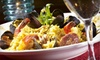 Up to 64% Off Caribbean Dinner at Blue Mermaid Island Grill in Portsmouth