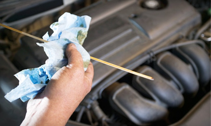 Gregg Young Chevrolet - West Omaha: $30 for Three Oil Changes at Gregg Young Chevrolet ($83.85 Value)