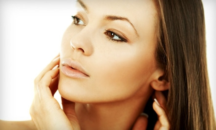Youthful Radiance Spa - Mount Pleasant: $60 for a Facial Lifting and Sculpting Treatment at Youthful Radiance Spa (Up to $135 Value)
