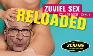 Imperial Theater: Comedy mit Jan-Christof Scheibe: ZUVIELSEX reloaded, PLAY-BOY oder Ogoddogott im Imperial Theater (bis zu 40% sparen)