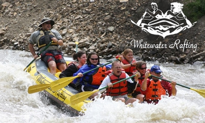 Whitewater Rafting, LLC - Glenwood Springs: $49 for a Half-Day of Rafting on the Colorado River from Whitewater Rafting, LLC