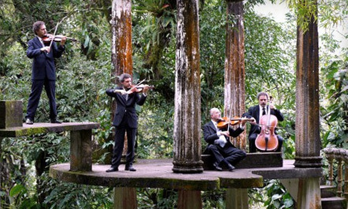 Sheldon Friends of Chamber Music - Lincoln: Latin-American Quartet Concert, String-Quartet Concert, or Both from Sheldon Friends of Chamber Music (Up to 57% Off)