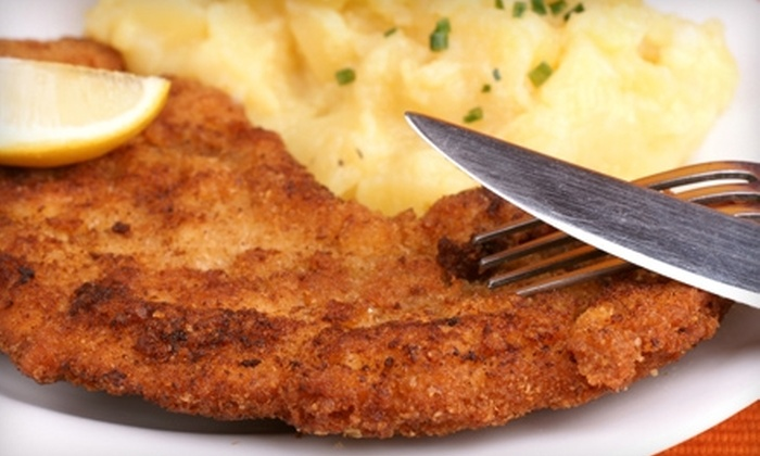 Dove Creek Café  - Roanoke: $6 for $12 Worth of Southern Café Fare at Dove Creek Café in Roanoke