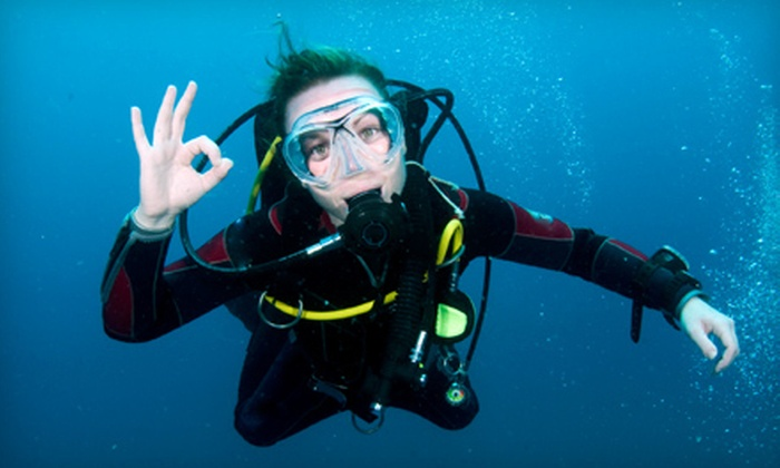 USA Scuba - Casa Loma East: $30 for a 30-Minute Try Scuba Experience at USA Scuba in Mary Esther ($75 Value)