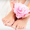 Up to 55% Off Mani-Pedi at Eclips Salon and Spa