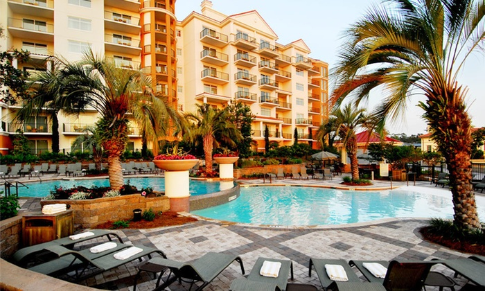 Myrtle Beach Resort With Award Winning Golf Courses