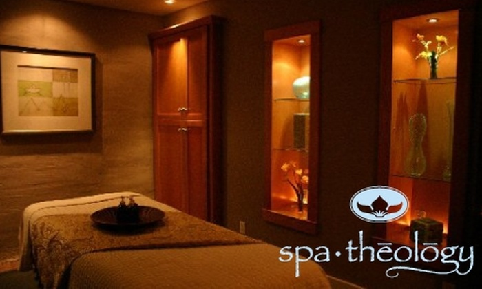 Spa Theology - Downtown Ashville: $86 for a Custom Spa Package at Spa Theology ($172 Value)