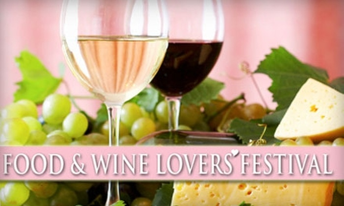 Ventura County Wine Trail - Thousand Oaks: $32 for One Ticket to the Food & Wine Lovers' Festival, Hosted by the Ventura County Wine Trail, in Westlake Village
