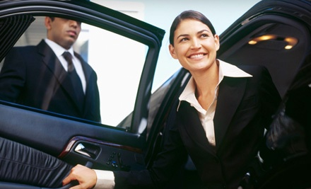 1-Way Transportation To or From Newark Liberty International Airport Within a 20- to 30-Mile Radius (an $80 value) - Triple Diamond Limo in