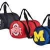 "Concept One 18"" NCAA Retro Duffle Bags"
