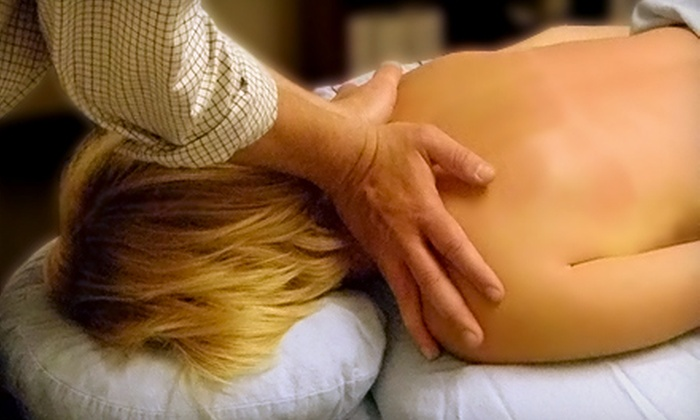 Bruce Schaefer, LMT - Downtown: $30 for One-Hour Swedish or Deep-Tissue Massage from Bruce Schaefer, LMT ($65 Value)