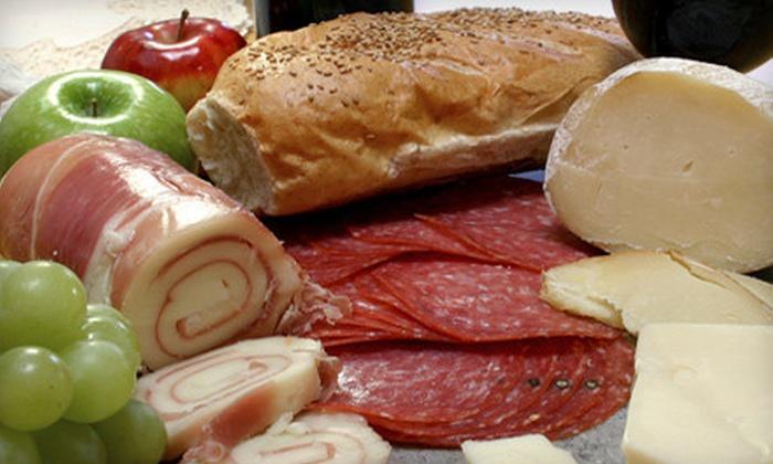 Trinacria - Seton Hill: $10 for $20 Worth of Gourmet Groceries and Delicatessen Fare at Trinacria