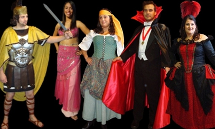 DC Theatricks - Allen: $15 for $30 Toward a Rented Costume at DC Theatricks