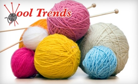 $30 Groupon to Wool Trends - Wool Trends in St. John's