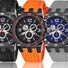 Joshua & Sons Men's Multifunction Watches