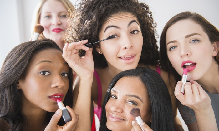April Hill Cosmetics - April Hill Cosmetics: Up to 50% Off Women's Make Up Expo on Oct 24 at Hilton Charlotte University Place