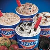 Frozen Treats, Hot Dogs, and Blizzards or an Ice-Cream Cake