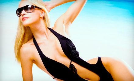 Tropical Tans: 2 Spray-Tanning Sessions - Tropical Tans in Omaha