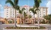 DoubleTree by Hilton Hotel Orlando at SeaWorld - Marbella: Three- or Four-Night Stay and Disney Theme-Park Passes for Two at Hilton Garden Inn Lake Buena Vista