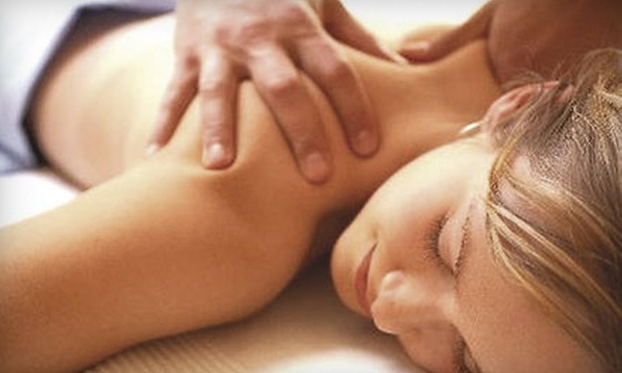 V-Touch Massage - Wilton Manors: $39 for a Deep-Tissue or Therapeutic Massage at V-Touch Massage in Wilton Manors ($85 Value)