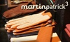 Martin Patrick 3 - Warehouse District: $35 for $70 Worth of Luxury Men's Accessories at MartinPatrick3