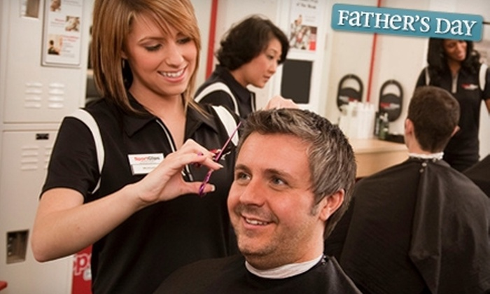 Sport Clips - Multiple Locations: $11 for One MVP Men's Haircut at Sport Clips ($22 Value). Four Locations Available.
