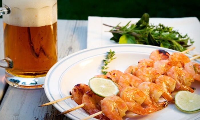 Red Hot Chilli Pepper - Downtown San Carlos: $25 for a Beer or Wine Tasting for Two with Small Plate at Red Hot Chilli Pepper in San Carlos (Up to $51 Value)