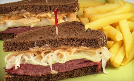 $20 Groupon for Sandwiches, Soups, and Salads at the Cafe - 2 Foodies Cafe and Catering in  Naperville