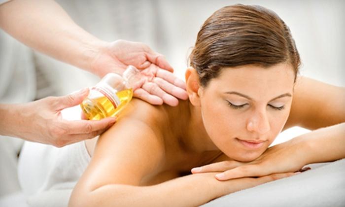 Intermission Massage - Huntsville: $32 for a 60-Minute Therapeutic Massage from Phillip at Intermission Massage ($65 Value)