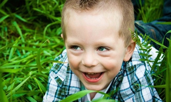Audrey Cutler Photography - Worcester: $149 for an On-Location Photo Shoot and Prints from Audrey Cutler Photography