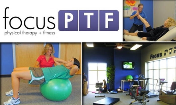 Focus Physical Therapy + Fitness - Round Lake Beach: $30 for $60 Worth of Healing Fitness Services at Focus Physical Therapy + Fitness