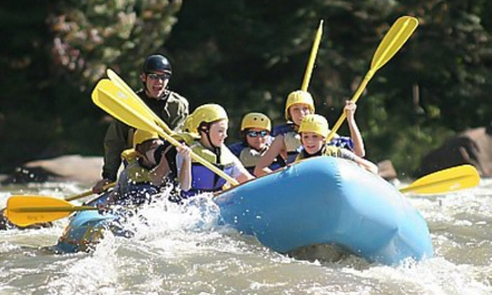 Outdoor Adventure Rafting - 2: $38 for Whitewater Rafting and Rock Climbing with Rappelling from Outdoor Adventure Rafting (Up to $77 Value)