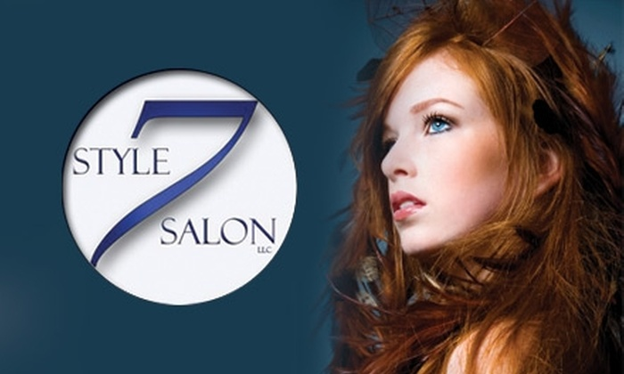 Style 7 Salon - Ward 3: $49 for $125 Worth of Salon Services at Style 7 Salon