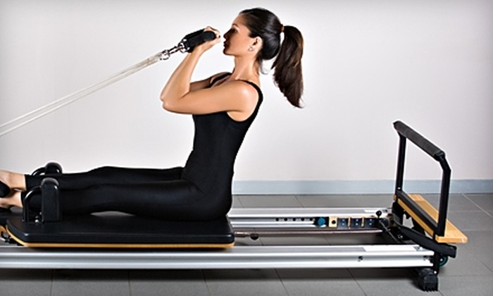 Black Rock Pilates Studio - Black Rock: $90 for Two Private Pilates Sessions at Black Rock Pilates Studio in Bridgeport ($180.20 Value)