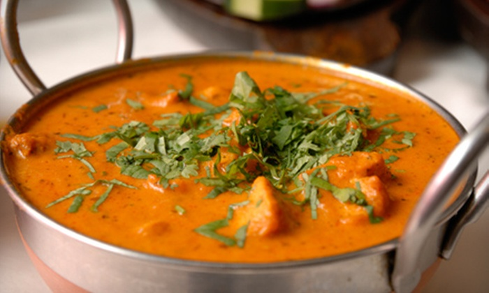 Taste of India - North Little Rock: $15 for $30 Worth of Indian Dinner Fare or Lunch Buffet for Two at Taste of India in North Little Rock