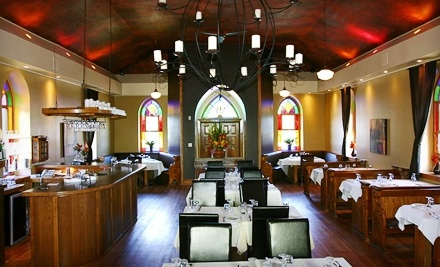 $52 Groupon to Knox Fine Dining - Knox Fine Dining in Moose Creek
