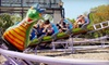 King Richard's Family Fun Park - Princess Park: $55 for a Family Ride & Dine Special for Four at King Richard's Family Fun Park ($110 Value)
