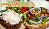 Jazzy Veggie OOB - Bach: $7 for $15 Worth of Vegetarian Cuisine at Jazzy Veggie