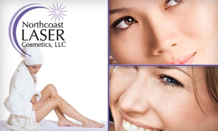 Northcoast Laser Cosmetics  - Mentor: $199 for Four Laser Hair-Removal Treatments at Northcoast Laser Cosmetics (Up to $560 Value)