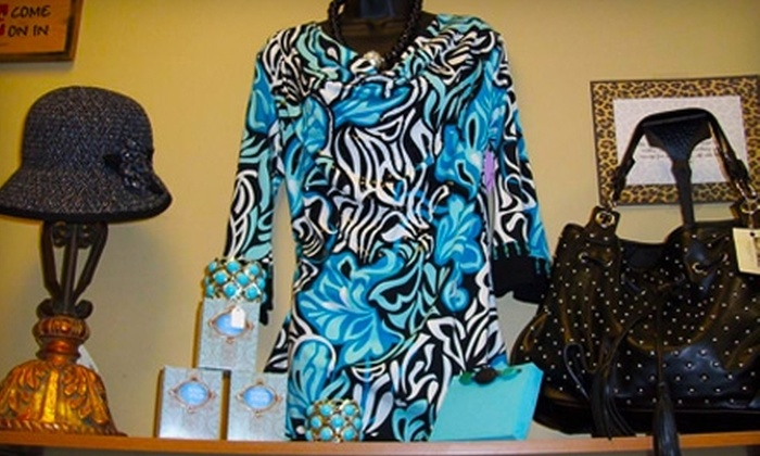 Bella Dames - Heller Park: $25 for $50 Worth of Women's Apparel and Accessories at Bella Dames