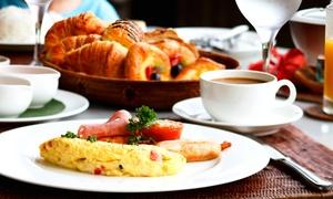 Lisboa Bar: Portugiesisches Sonntagsfrühstück für Zwei oder Vier inkl. Getränk in der Lisboa Bar (bis zu 51% sparen*)