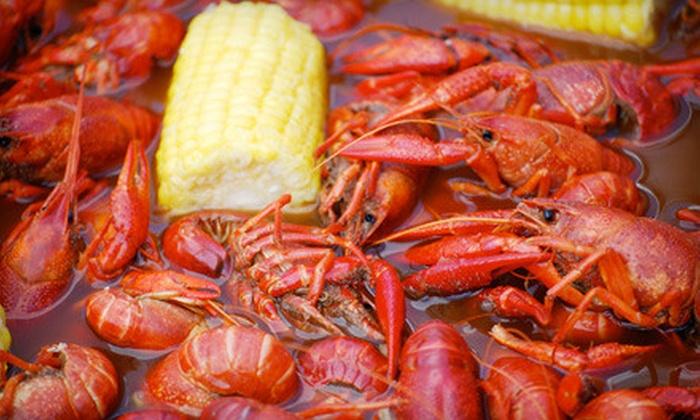 Bayou Cafe - Savannah : $10 for $20 Worth of Cajun Fare and Fresh Seafood at Bayou Cafe