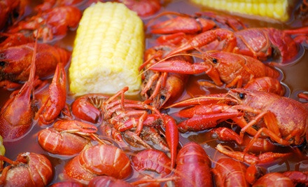 $20 Groupon to Bayou Cafe - Bayou Cafe in Savannah