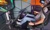 Flight Simulator VR Experience