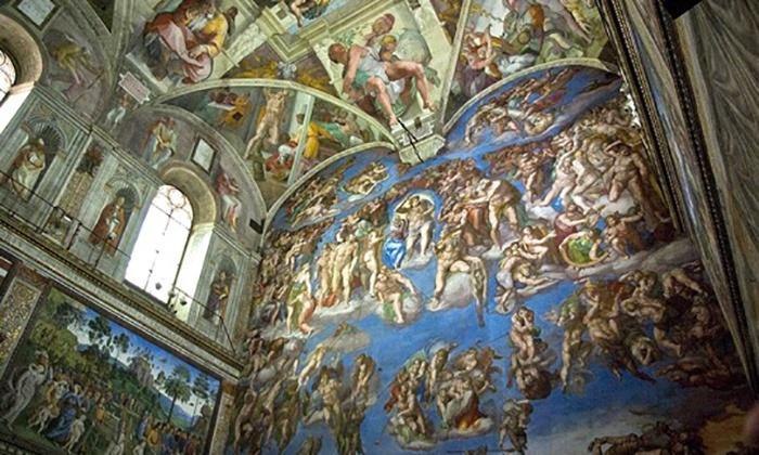 Musei Vaticani E Cappella Sistina Fino A 37 Groupon