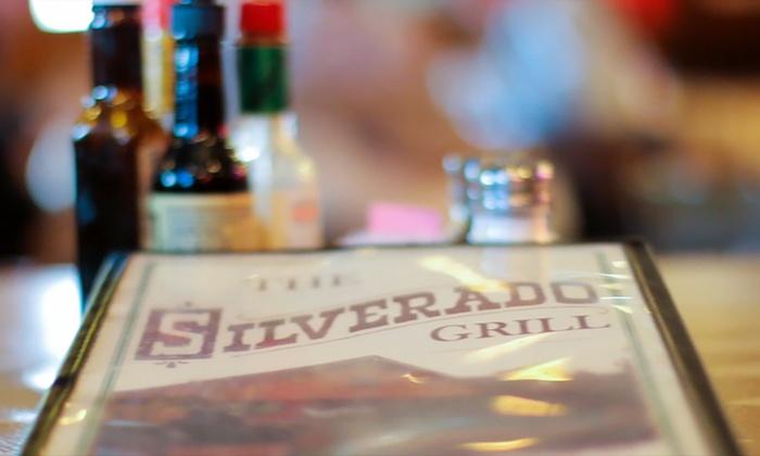 The Silverado Grill - Elmhurst: $22 for $40 Worth of Steaks, Ribs, and Burgers at The Silverado Grill