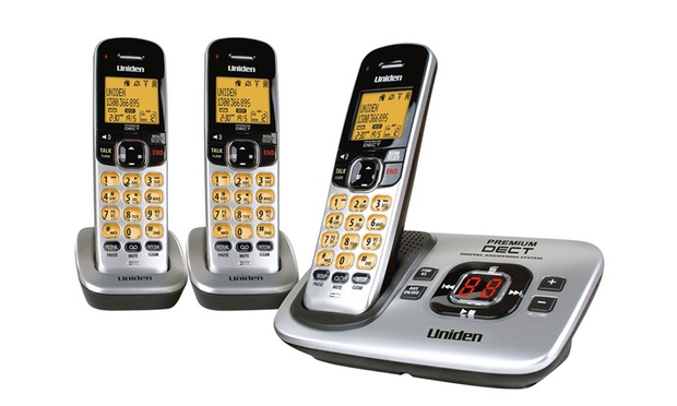 uniden xdect extended digital cordless phone manual