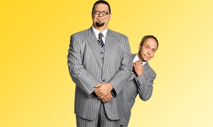 Penn & Teller Live on Broadway: Penn & Teller Live on Broadway at Marquis Theatre, July 7–August 16 (Up to 28% Off)